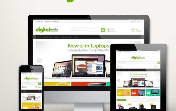 Digitalmedia Multi-purpose Responsive