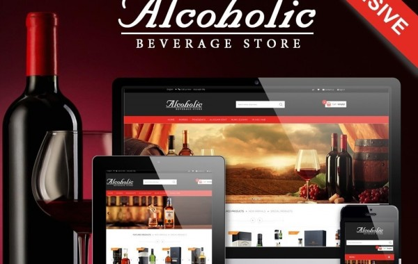 Alcoholic & Wine Shop