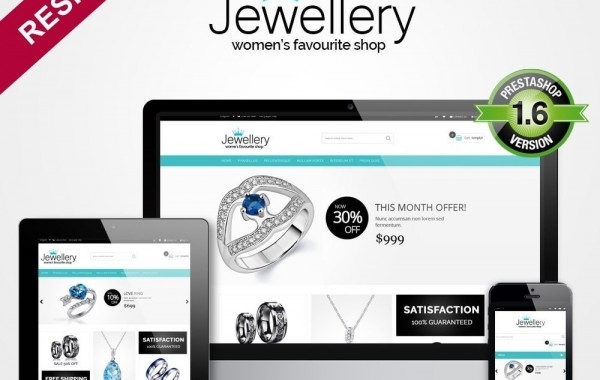 Jewellery 1.6 Multipurpose Responsive