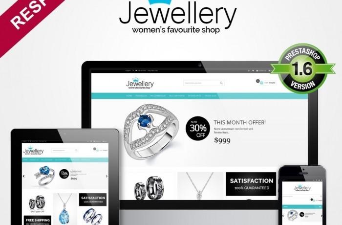 Jewellery 1.6 Multipurpose Responsive
