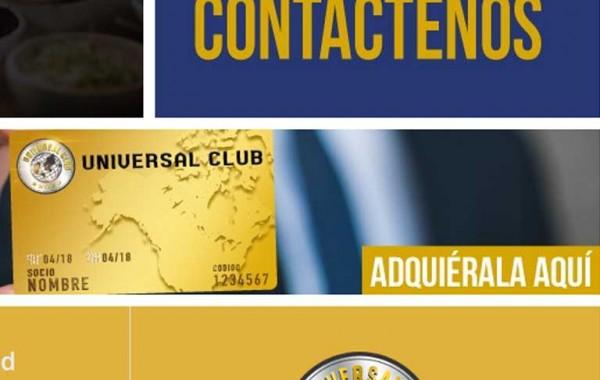UNIVERSAL CLUB